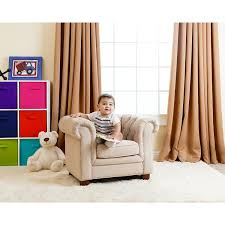 amazon com abbyson living rj kids mini fabric chesterfield club