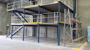 structural mezzanine storage and office floors sydney