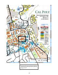 cal poly floor plans 2016 17 cal poly graduate education handbook by california