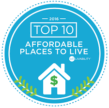 Most Affordable Places To Rent Rochester Mn 2016 Best Affordable Places To Live Livability