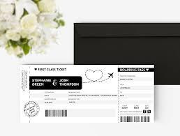 airplane invitation template boarding pass invitation template virtren com