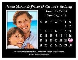 wedding save the date magnets calendar wedding save the date magnets