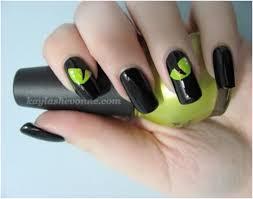 top 10 diy halloween nail art art tutorials eye and nail nail