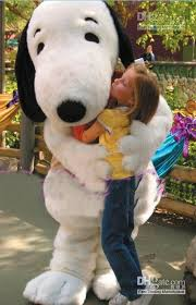 snoopy costume epe size snoopy dog mascot costume chirastmas