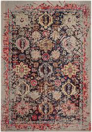 Safavieh Rug by Decorating Fancy Oushak Safavieh Rugs In Orange For Floor Decor Ideas