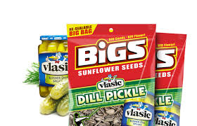 bigs bacon sunflower seeds bigs vlasic dill pickle sunflower seeds from pickles you ll