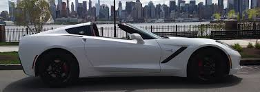 rent a corvette for the weekend car rental