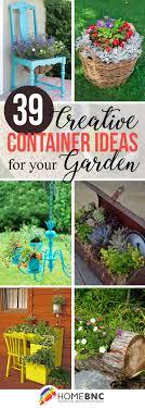 Garden Pots Ideas 39 Best Creative Garden Container Ideas And Designs For 2018