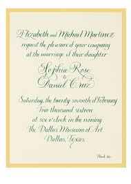 how to word wedding invitations how to word your wedding invitation brides