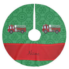 Firefighter Christmas Tree Ornaments by Firefighter Christmas Tree Skirts Zazzle