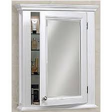 white framed recessed medicine cabinet medicine cabinets semi recessed medicine cabinet by empire