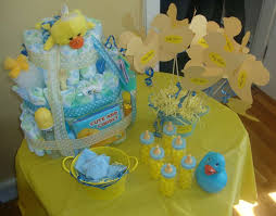 Rubber Ducky Baby Shower Decorations Rubber Ducky Baby Shower Party Ideas Photo 6 Of 39 Catch My Party