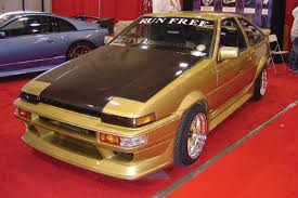 1986 toyota corolla gts hatchback for sale 1986 toyota corolla gt s the golden child