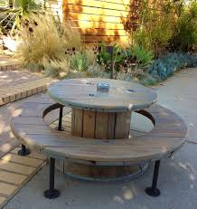 Wooden Spool Table For Sale Wood Spool Table Getpaidforphotos Com