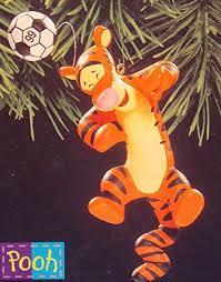 hallmark keepsake ornaments tigger plays soccer home
