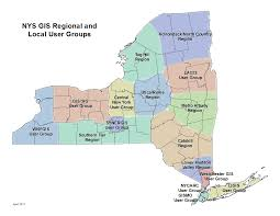 Map Of Albany New York by Nys Gis Association A Non Profit Organization For Geospatial