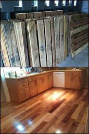 easy to build wood pallet flooring at no cost wood pallet