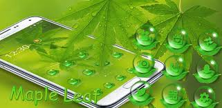 leaf green apk free launcher theme t210394611 1 1 2 apk