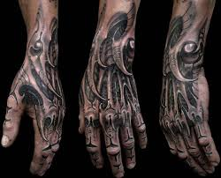 biomechanical tattoos designs best ideas for you