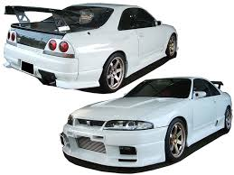 nissan skyline body kits comprar kit carroceria nissan skyline gtr r33 drift body kit a