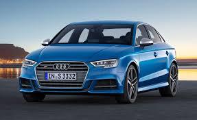 2017 Audi S3 Sedan Official Photos And Info U2013 News U2013 Car And Driver