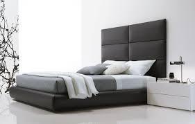 chambre noir et blanc design chambre adulte design blanc lit design pour chambre moderne avec