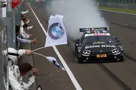 bmw financial services number marco wittmann claims dtm win number two of the season for bmw