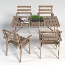 askholmen ikea garden furniture set table and 4 chairs in