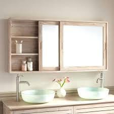 large recessed medicine cabinet wood medicine cabinet with mirror brown wooden large medicine