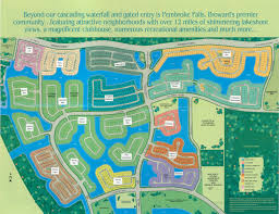 Land O Lakes Florida Map by Pembroke Falls Florida Real Estate U0026 Information