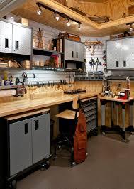 garage workbench surprising garage workbench storage ideas image