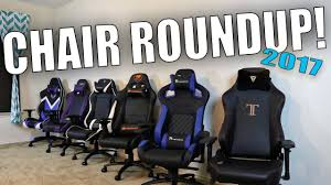 Best Buy Gaming Chairs Buy The Best Gaming Chair Gaming Chair Roundup 2017 Youtube