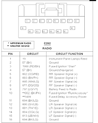 2004 ford escape radio wiring diagram 2004 wiring diagrams