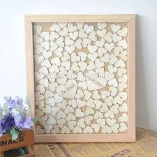 wedding quotes guestbook wood guest book wedding rustic wedding guest book frame wooden
