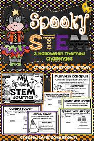 halloween stem challenges october stem projects stem