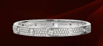cartier diamond bracelet love images My 24 carat proof of lover 39 s betrayal by tamara ecclestone jpg