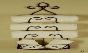 hanging wine rack for towels towel