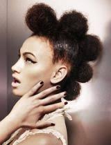styling medium afro medium afro hairstyles