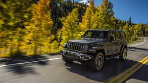 old yellow jeep jeep wrangler plug in hybrid confirmed for 2020