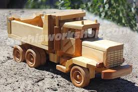 Free Plans For Wooden Toy Box by Woodwork Toy Truck Plans Wood Pdf Plans Toy Wood Trucks