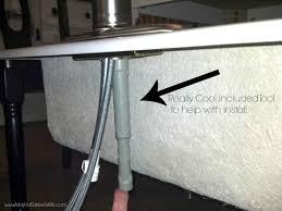 Moen Faucet Installation Moen Walden Kitchen Faucet Install Review And A Moen Giveaway