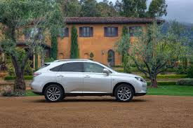 lexus truck 2009 2014 lexus rx350 reviews and rating motor trend