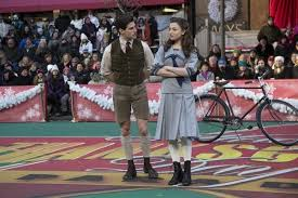 flash sound of cast performs at macy s thanksgiving day parade