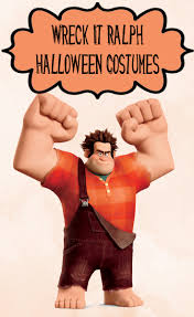 wreck ralph halloween costumes