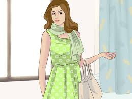 ways to wear short scarf for a more fashionable look 3 ways to dress in italy wikihow