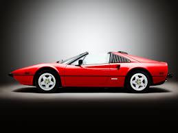 super cars and classics ferrari 308 prices continue to rise