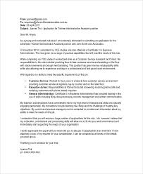 sample cover letter for resume 9 examples in pdf word