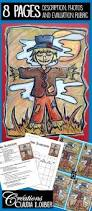 20 best the shy scarecrow unit images on pinterest scarecrows