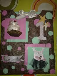 How To Make Handmade Invitation Cards Happily Ever Crafter Handmade Birthday Invitation Card