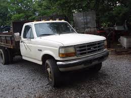 1997 Ford F250 Utility Truck - used ford f 450 super duty axle parts for sale